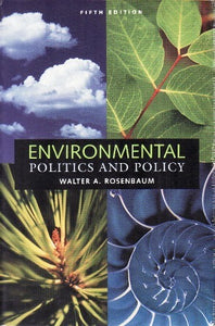 Environmental Politics and Policy - Book Crate