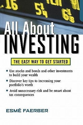 All about Investing: The Easy Way to Get Started - Book Crate