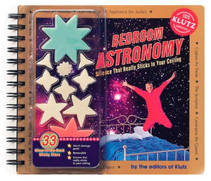 Bedroom Astronomy: Science That Really Sticks to Your Ceiling - Book Crate