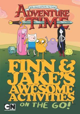 Finn and Jake's Awesome Activities on the Go - Book Crate