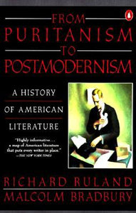 From Puritanism to Postmodernism: A History of American Literature - Book Crate