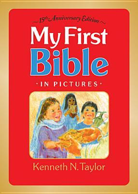 Holy Bible: My First Bible in Pictures - Book Crate