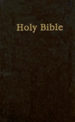 Holy Bible: NASB Pew Bible-NASB - Book Crate
