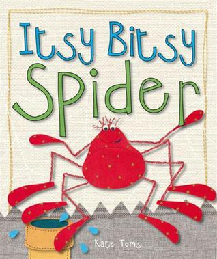 Itsy Bitsy Spider - Book Crate
