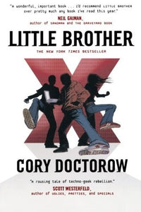 Little Brother (Little Brother #1) - Book Crate