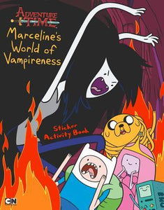 Marceline's World of Vampireness - Book Crate
