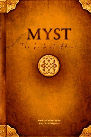 Myst: The Book of Atrus (Myst #1) - Book Crate