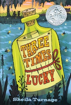 Three Times Lucky (Mo & Dale Mysteries #1)