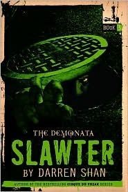 Slawter (The Demonata #3) - Book Crate
