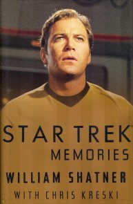 Star Trek Memories - Book Crate