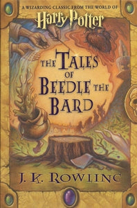 The Tales of Beedle the Bard - Book Crate