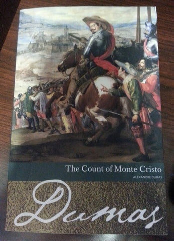 The Count of Monte Cristo - Book Crate