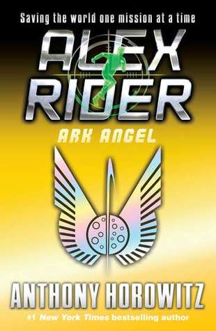 Ark Angel (Alex Rider #6) - Book Crate