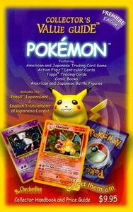 Pokemon Collector's Value Guide: Secondary Market Price Guide and Collector Handbook - Book Crate