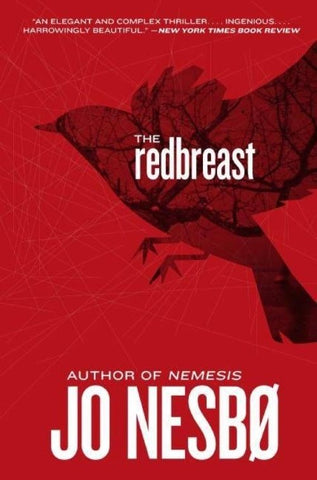 The Redbreast (Harry Hole, #3) - Book Crate