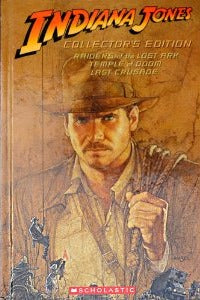 Indiana Jones Collector's Edition - Book Crate