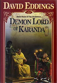 Demon Lord of Karanda (The Malloreon #3) - Book Crate