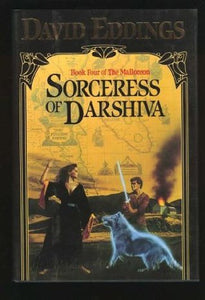 Sorceress of Darshiva (The Malloreon #4) - Book Crate