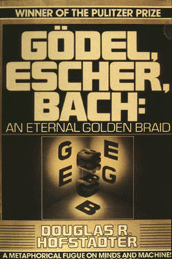 Gödel, Escher, Bach: An Eternal Golden Braid - Book Crate