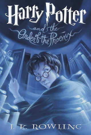 Harry Potter and the Order of the Phoenix (Harry Potter #5) - Book Crate