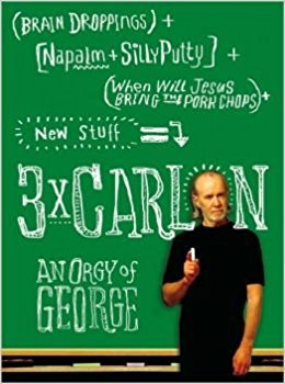 3 x Carlin: An Orgy of George - Book Crate
