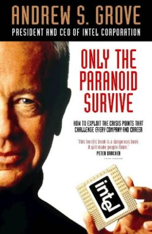 Only the Paranoid Survive - Book Crate