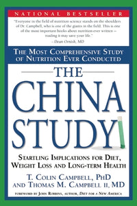 The China Study - Book Crate