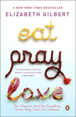 Eat, Pray, Love - Book Crate