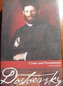 Crime and Punishment - Book Crate