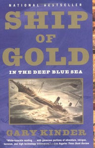 Ship of Gold in the Deep Blue Sea - Book Crate