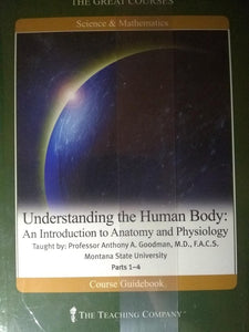 Understanding the Human Body Book + 4 DVD Set