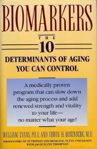 Biomarkers: The 10 Determinants of Aging You Can Control - Book Crate