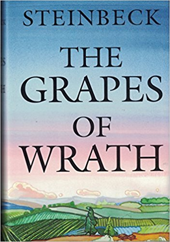 The Grapes of Wrath - Book Crate
