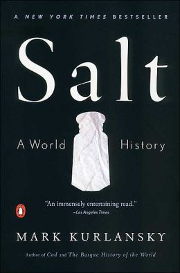 Salt: A World History - Book Crate