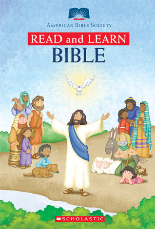 Read And Learn Bible - Book Crate