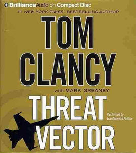 Threat Vector (Jack Ryan Universe #15)