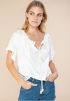 Lark-Silk Top