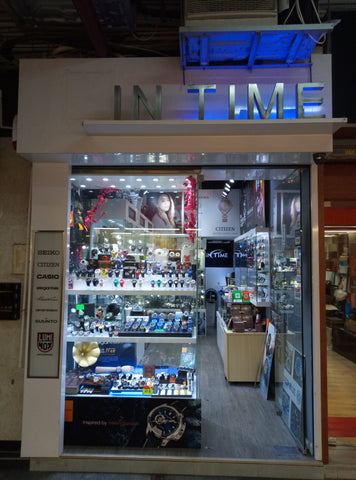 IN TIME physical store:UNIT 17 B,G/F,Yan On Building, 1 Kwong Wa Street,Kowloon, Hong Kong