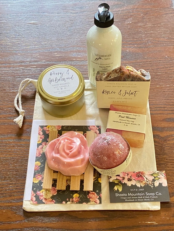 Mother's Day Gift Set - Heartfelt Collection