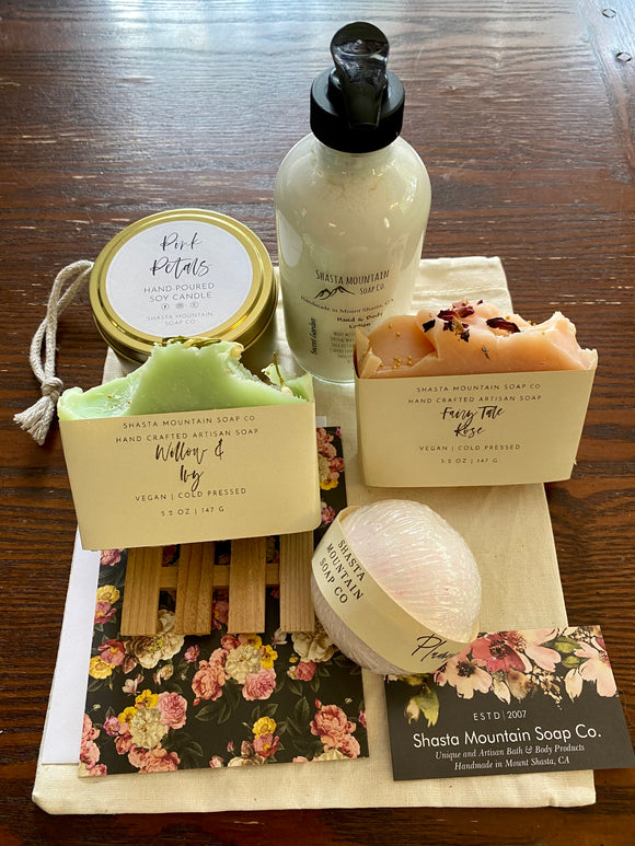 Mother's Day Gift Set - Enchanted Garden Collection