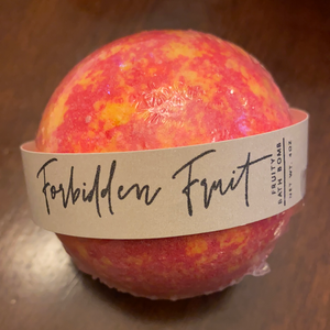 Forbidden Fruit Bath Bomb