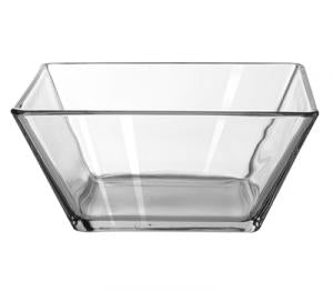 Tempo Square Bowl 9 in. (Libbey)- case of 4