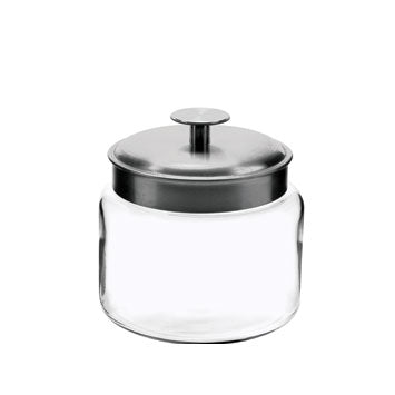 48 OZ Mini Montana Jar with Stainless Steel Lid