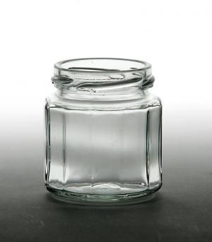 Dodecagon Jar 4 oz.
