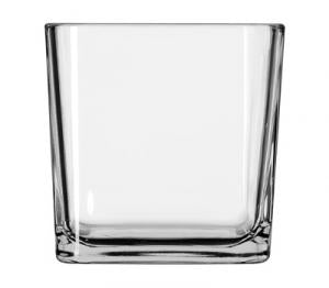 Cube Votive Large 22 oz. (Libbey)