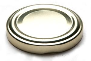 58MM Lug Gold Lid