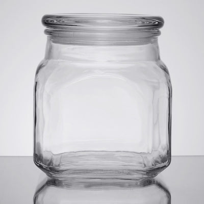 Anchor Hocking 32 oz. Emma Jar with Flat Glass Lid