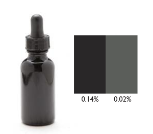 Candle Dye - Black 1 oz. (Bottle w/eye dropper)