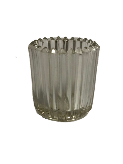 3 oz. Votive Holder- 24 pieces
