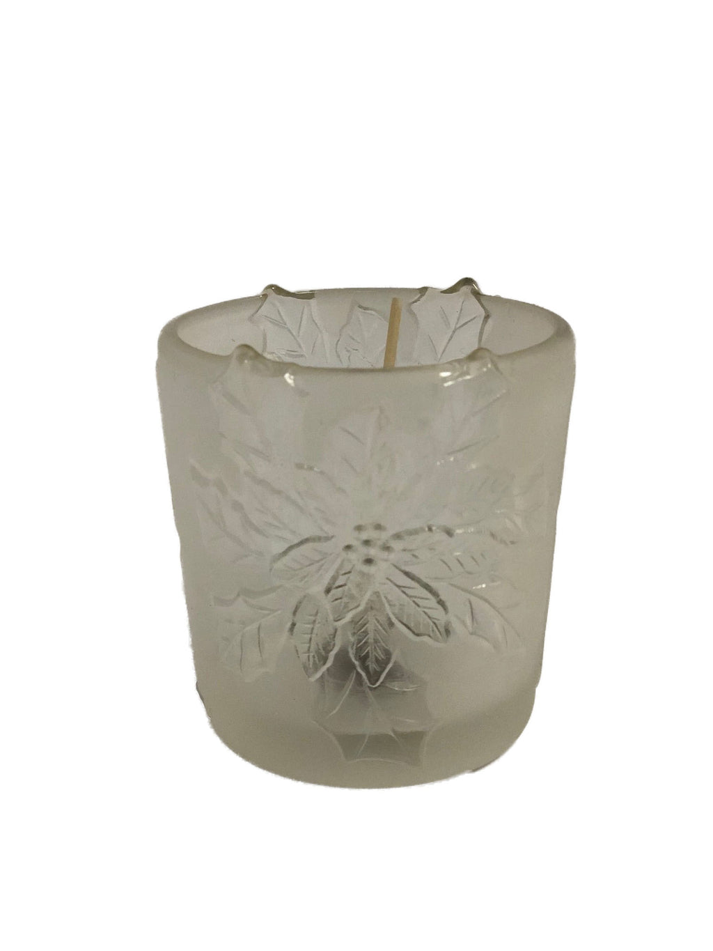 Small 4 oz. Votive Holly- 24 pieces